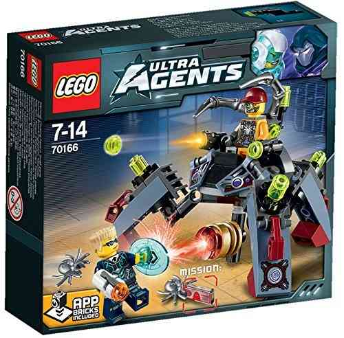 LEGO Ultra Agents 70166 Spyclops - Infiltration