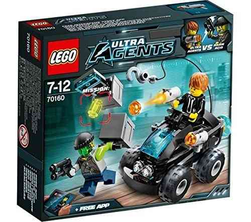 LEGO Ultra Agents 70160 Agenten Buggy