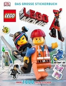 The LEGO® Movie Das große Stickerbuch