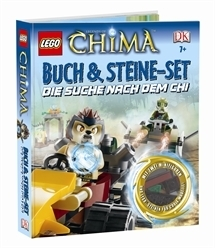 LEGO® Legends of Chima™ Buch & Steine-Set