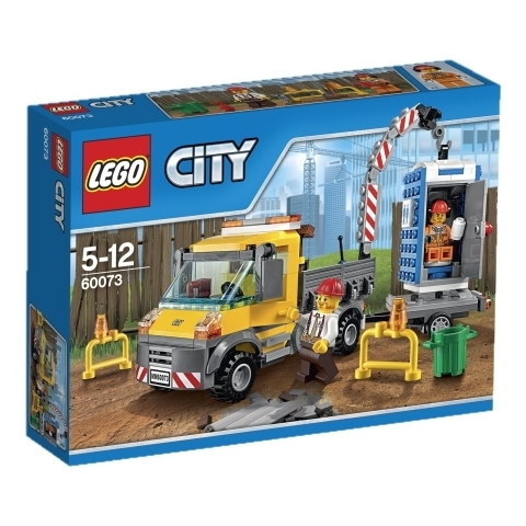 Lego City 60073 Baustellentruck