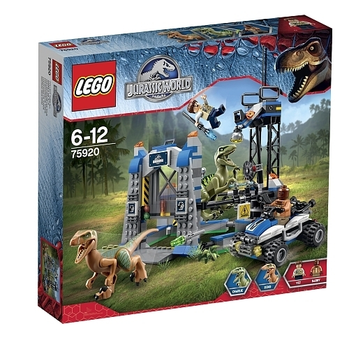 lego jurassic world 75920 ausbruch der raptoren online g nstig. Black Bedroom Furniture Sets. Home Design Ideas