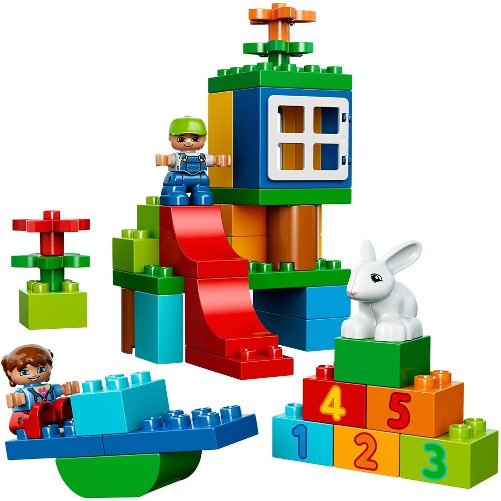 lego duplo 10580 deluxe steinebox online g nstig kaufen teltow. Black Bedroom Furniture Sets. Home Design Ideas