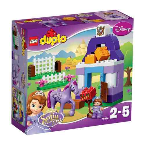 LEGO DUPLO 10594 Sofia the First™ – Königlicher Stall