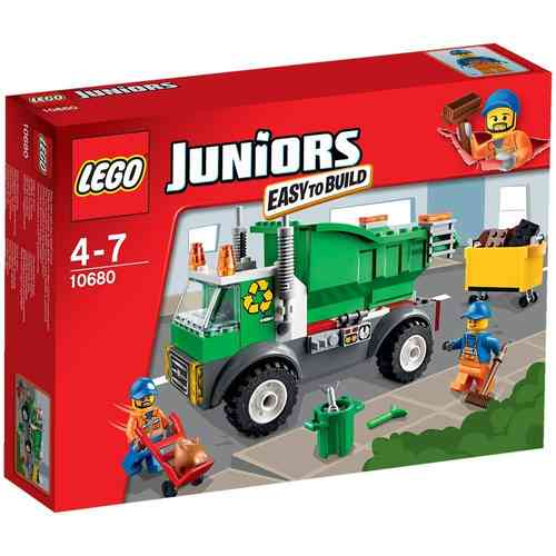 LEGO Juniors 10680 Müllabfuhr