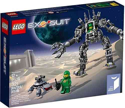 LEGO Ideas 21109 Exo Suit