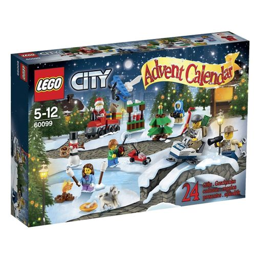 LEGO City 60099 Adventskalender