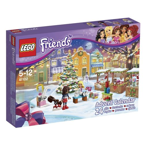 LEGO Friends 41102 Adventskalender