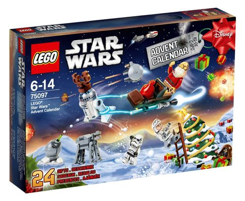 LEGO Star Wars 75097 Adventskalender 2015