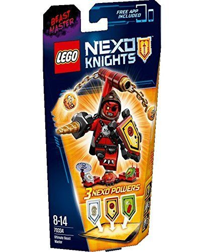 LEGO Nexo Knights 70334 Ultimativer Monster Meister