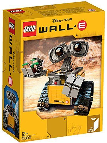 LEGO Ideas 21303 Wall E