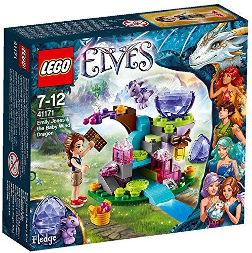 LEGO Elves 41171 Emily Jones & das Winddrachen-Baby