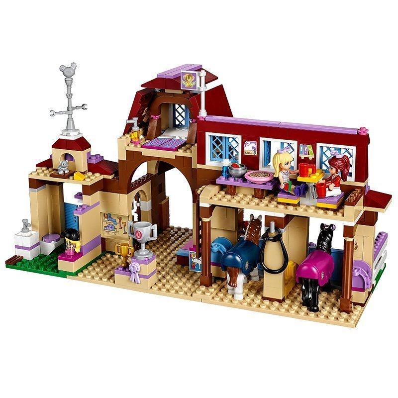 Lego Reiterhof
