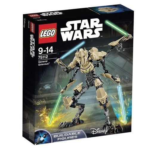 LEGO Star Wars 75112 General Grievous™