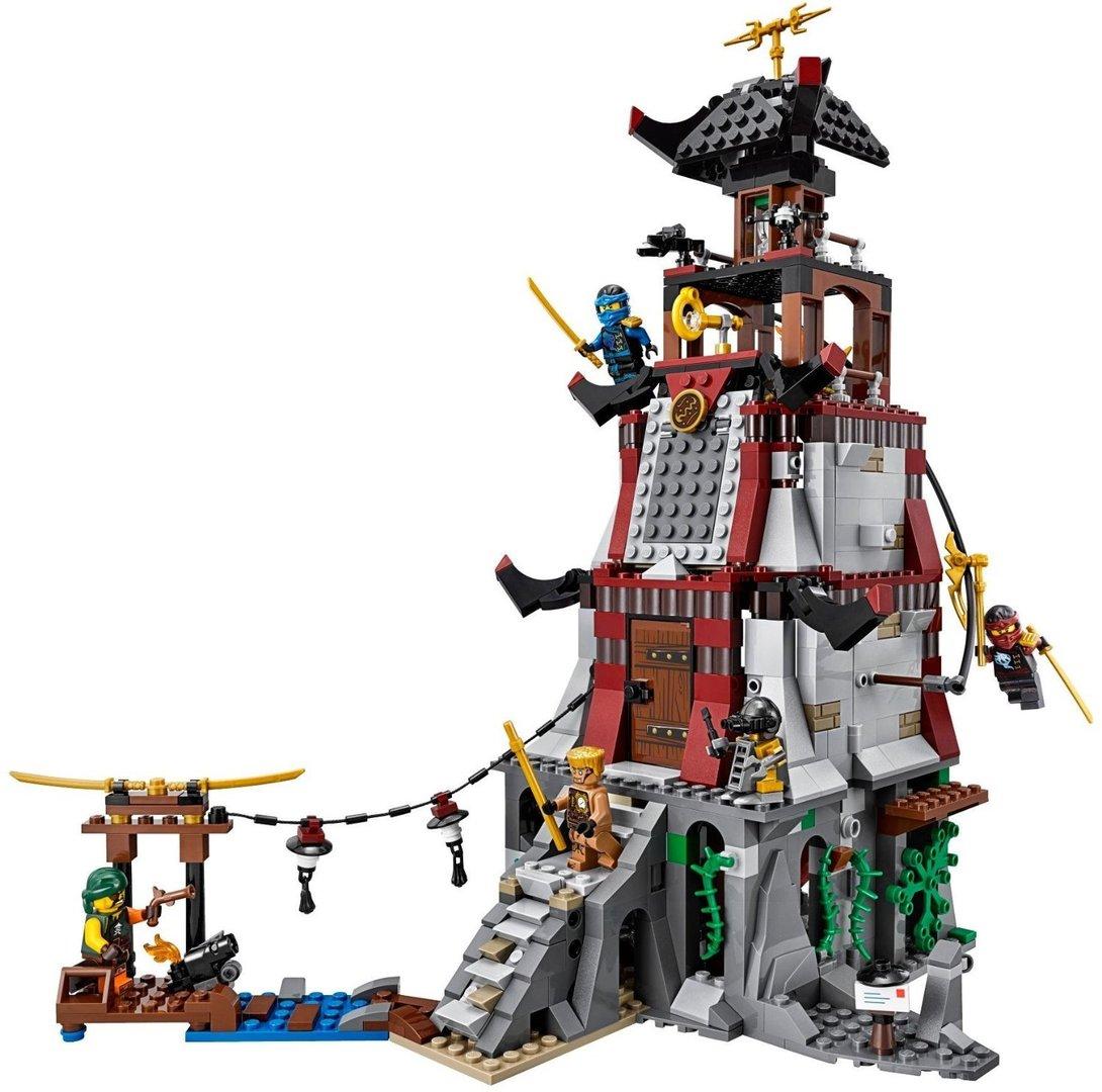 Nadakhan aus 70605 Luftschiff LEGO Ninjago Figur 70594 Leuchtturmbelagerung