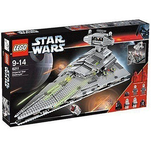 LEGO Star Wars 6211 Imperial Star Destroyer