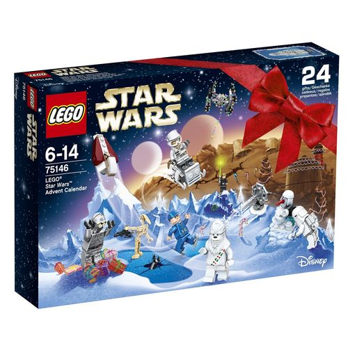 LEGO Star Wars 75146 Adventskalender 2016