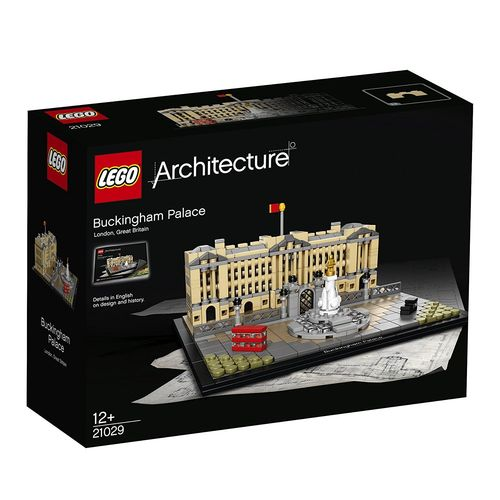 LEGO Architecture 21029 Buckingham-Palast