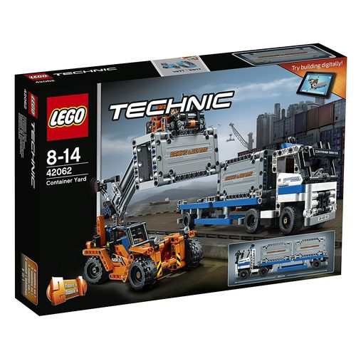 LEGO Technic 42062 Container-Transport