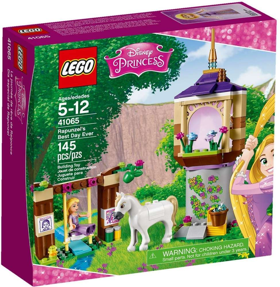 LEGO Disney Princess 41065 Rapunzels perfekter Tag Berlin Teltow