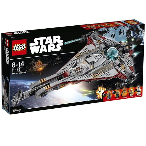 LEGO Star Wars 75186 The Arrowhead