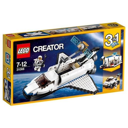 LEGO Creator 31066 Forschungs-Spaceshuttle