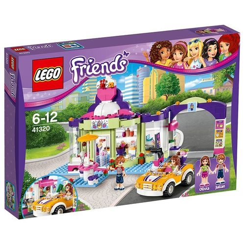 LEGO Friends 41320 Heartlake Joghurteisdiele