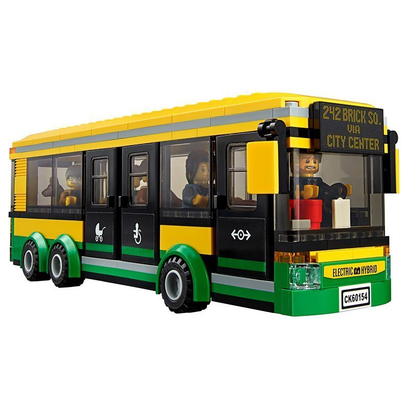 lego city 60154 busbahnhof berlin brandenburg potsdam teltow. Black Bedroom Furniture Sets. Home Design Ideas