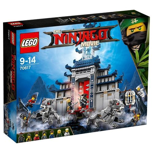 LEGO Ninjago 70617 Ultimativ ultimatives Tempel-Versteck