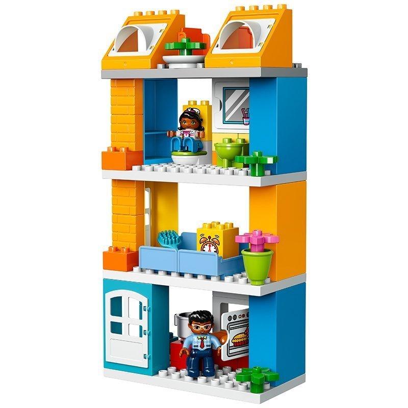 lego junior familienhaus