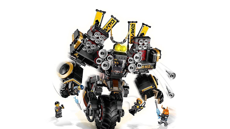 LEGO Ninjago Movie 70632 Cole's Donner-Mech Berlin Teltow