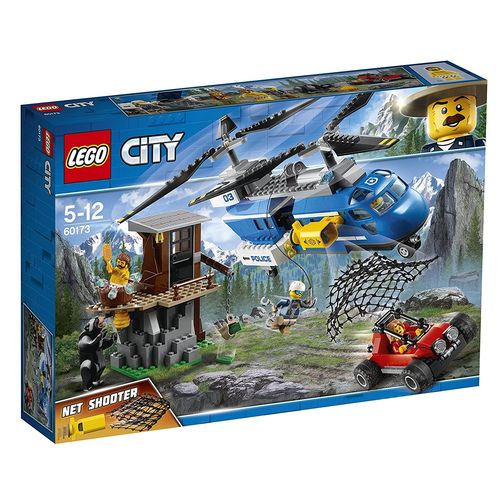 LEGO City 60173 Bergpolizei Festnahme in den Bergen