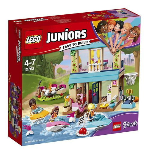LEGO Juniors 10763 Stephanies Hütte am See