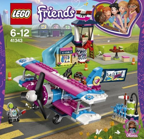 LEGO Friends 41343 Rundflug über Heartlake City