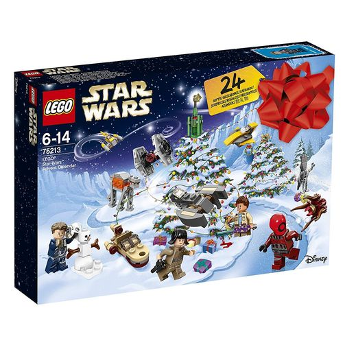 LEGO Star Wars 75213 Adventskalender