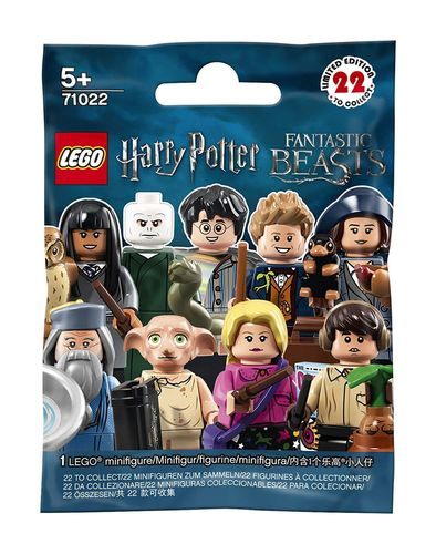 LEGO Harry Potter und Phantastische Tierwesen 71022 Minifiguren
