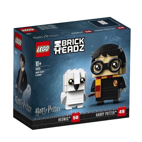 LEGO BrickHeadz 41615 Harry Potter und Hedwig