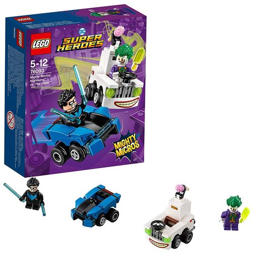 LEGO DC Super Heroes 76093 Mighty Micros Nightwing vs. The Joker