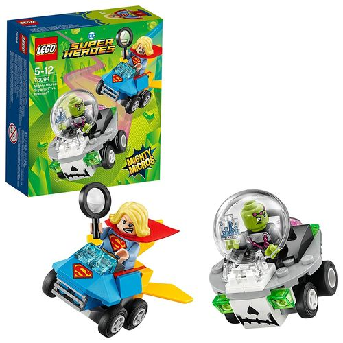 LEGO DC Super Heroes 76094 Mighty Micros Supergirl vs. Brainiac