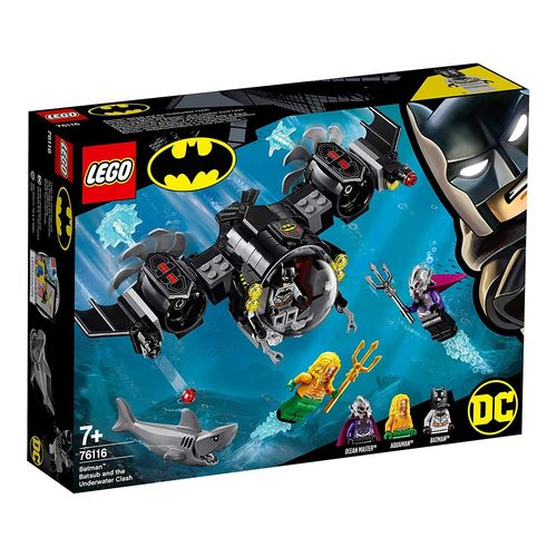 LEGO Super Heroes 76116 Batman im Bat-U-Boot