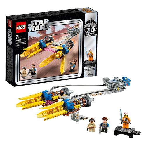 LEGO Star Wars 75258 Anakin's Podracer