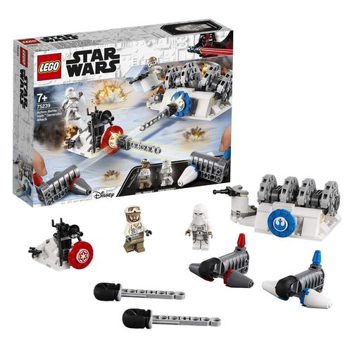 LEGO Star Wars 75239 Action Battle Hoth™ Generator-Attacke