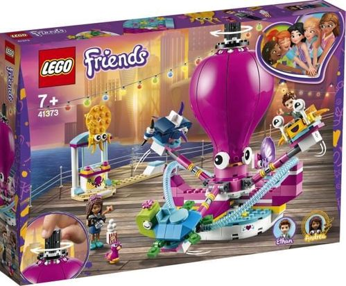LEGO 41373 Friends Lustiges Oktopus-Karussell