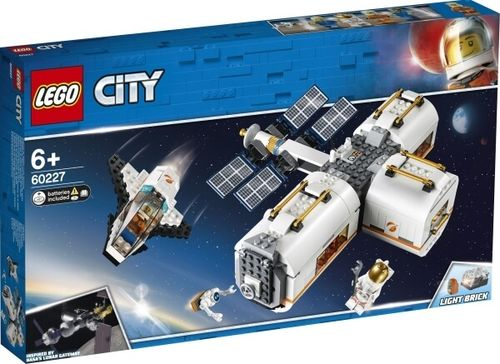 LEGO 60227 City Mond Raumstation