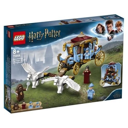 LEGO Harry Potter 75958 Beauxbatons Kutsche: Ankunft in Hogwarts