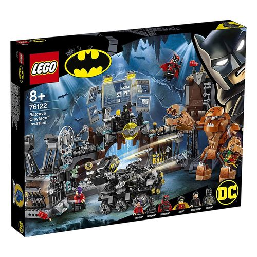 LEGO DC 76122 Invasion in die Bathöhle
