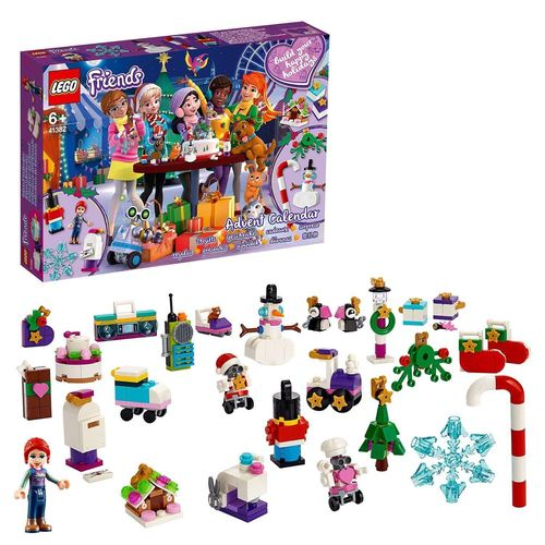 LEGO 41382 Friends Adventskalender