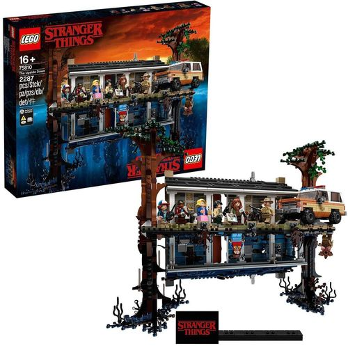 "LEGO Stranger Things 75810 ""Die andere Seite"""