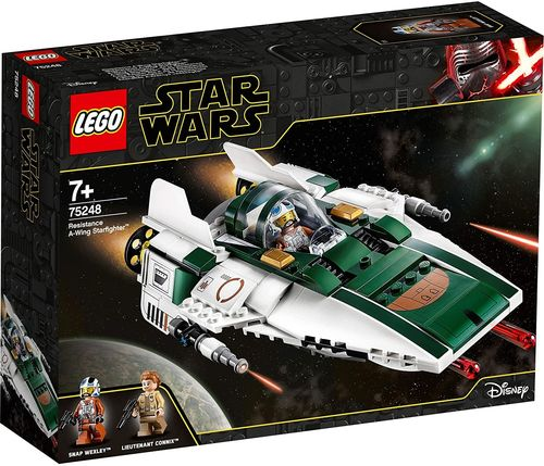 LEGO Star Wars 75248 Widerstands A-Wing Starfighter