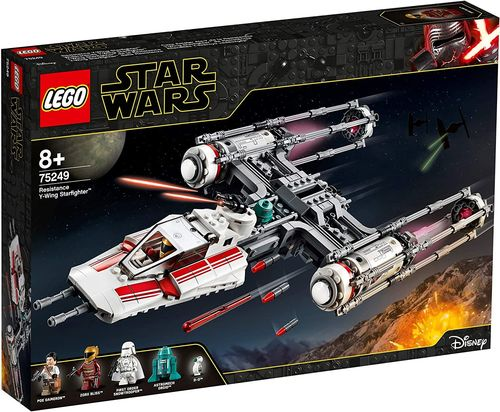 LEGO Star Wars 75249 Widerstands Y-Wing Starfighter